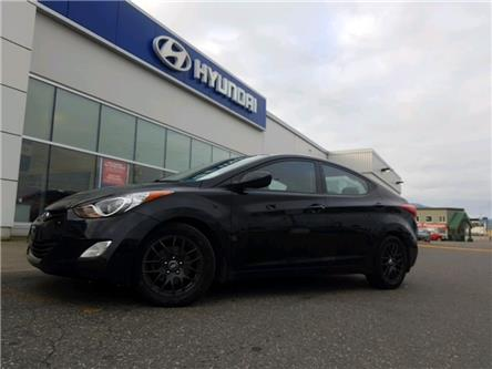 2013 Hyundai Elantra GLS (Stk: HA6-3584A) in Chilliwack - Image 1 of 12