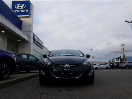 2013 Hyundai Elantra GLS (Stk: HA6-3584A) in Chilliwack - Image 2 of 12