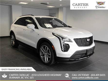 2019 Cadillac XT4 Sport (Stk: C9-88400) in Burnaby - Image 1 of 23