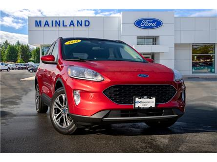 2020 Ford Escape SEL (Stk: 20ES2560) in Vancouver - Image 1 of 21