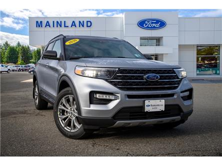 2020 Ford Explorer XLT (Stk: 20EX1484) in Vancouver - Image 1 of 23