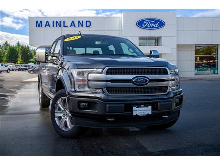 2020 Ford F-150 Platinum (Stk: 20F18893) in Vancouver - Image 1 of 23