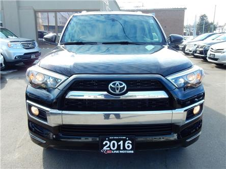 2016 Toyota 4Runner SR5 (Stk: JTEBU5) in Kitchener - Image 2 of 27