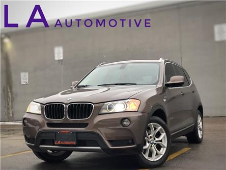 2014 BMW X3 xDrive28i (Stk: 1FSOLK) in North York - Image 1 of 28