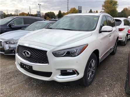 2020 Infiniti QX60 ESSENTIAL (Stk: 20QX6010) in Newmarket - Image 1 of 5