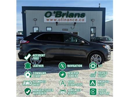 2019 Ford Edge SEL (Stk: 13275A) in Saskatoon - Image 2 of 25