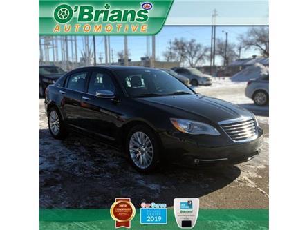 2013 Chrysler 200 Limited (Stk: 13219A) in Saskatoon - Image 1 of 20