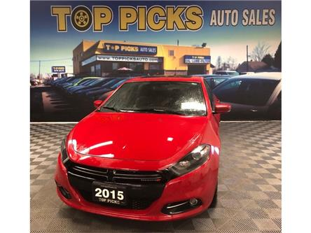2015 Dodge Dart GT (Stk: 224163) in NORTH BAY - Image 1 of 28