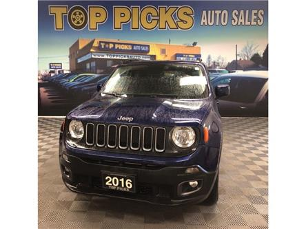 2016 Jeep Renegade North (Stk: C74708) in NORTH BAY - Image 1 of 26