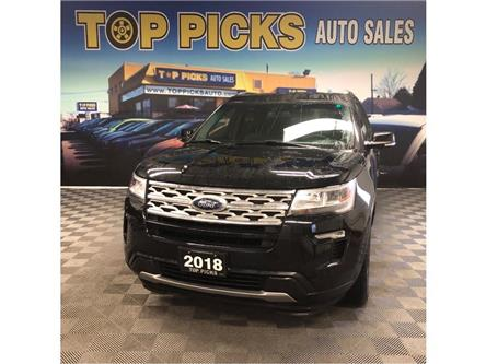 2018 Ford Explorer XLT (Stk: C07757) in NORTH BAY - Image 1 of 27