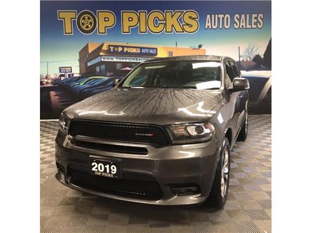 2019 Dodge Durango GT (Stk: 780019) in NORTH BAY - Image 1 of 29