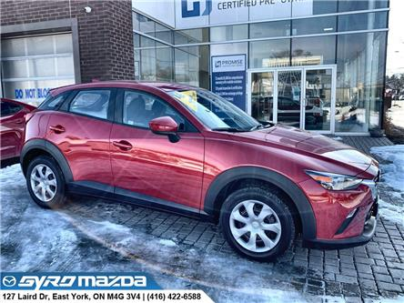 2018 Mazda CX-3 GX (Stk: 29314A) in East York - Image 1 of 28