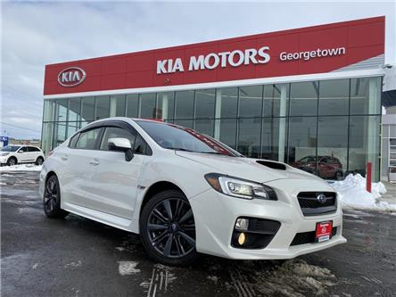 2017 Subaru WRX SPORT | BACK UP CAM | MANUAL | SUNROOF | HTD SEATS (Stk: P13074) in Georgetown - Image 2 of 33
