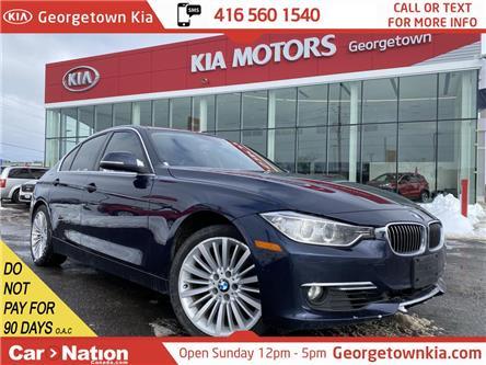 2013 BMW 3 Series 328I XDRIVE | NAVI | SUNROOF | BROWN LEATHER | (Stk: P13089) in Georgetown - Image 1 of 33