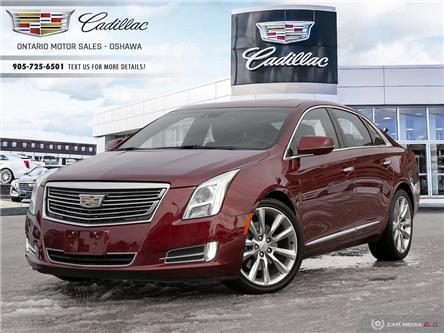 2017 Cadillac XTS Platinum V-Sport Twin Turbo (Stk: 13303A) in Oshawa - Image 1 of 36