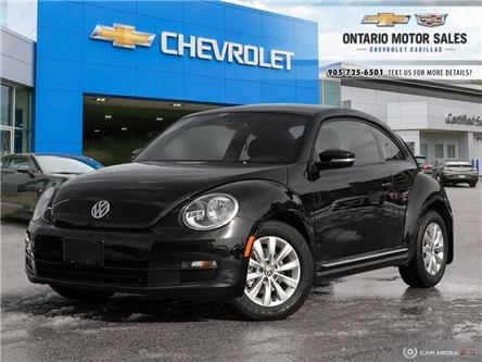2014 Volkswagen Beetle 2.0 TDI Highline (Stk: 13288A) in Oshawa - Image 1 of 36