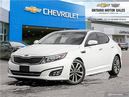 2015 Kia Optima SX Turbo (Stk: 13092B) in Oshawa - Image 1 of 36