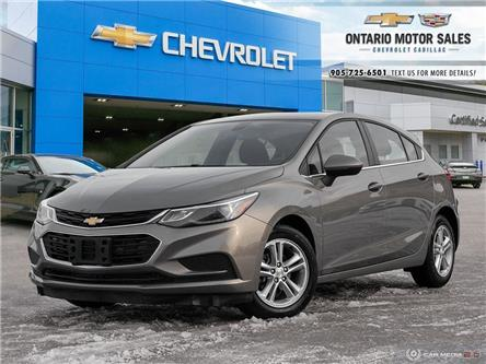 2017 Chevrolet Cruze Hatch LT Auto (Stk: 043057A) in Oshawa - Image 1 of 36