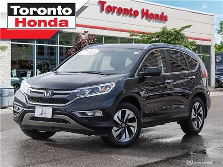 2016 Honda CR-V Touring (Stk: H39994A) in Toronto - Image 1 of 26