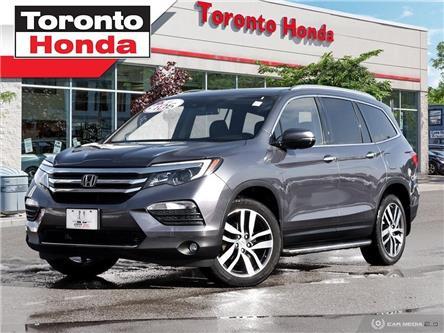 2016 Honda Pilot Touring (Stk: H40035P) in Toronto - Image 1 of 27