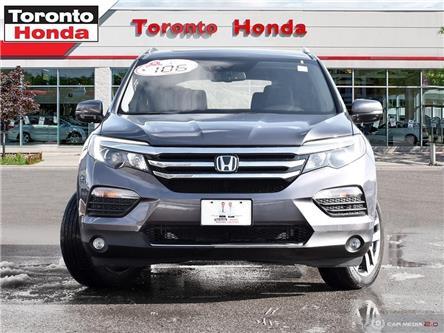 2016 Honda Pilot Touring (Stk: H40035P) in Toronto - Image 2 of 27