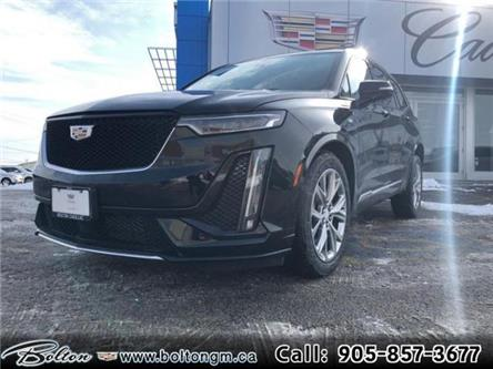 2020 Cadillac XT6 Sport (Stk: 136851) in BOLTON - Image 1 of 13