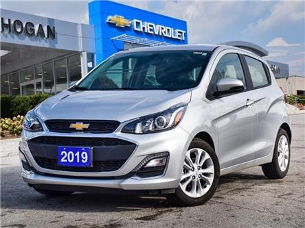 2019 Chevrolet Spark 1LT CVT (Stk: A803830) in Scarborough - Image 1 of 26