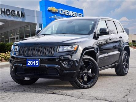 2015 Jeep Grand Cherokee Laredo (Stk: A883851) in Scarborough - Image 1 of 25