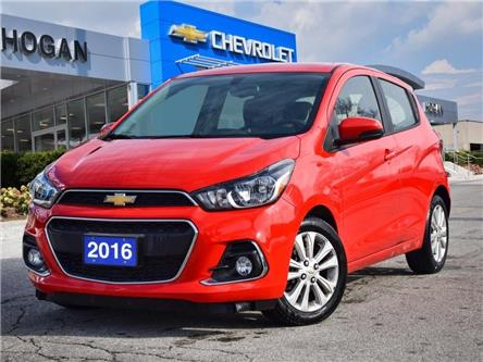 2016 Chevrolet Spark 1LT CVT (Stk: A561510) in Scarborough - Image 1 of 25