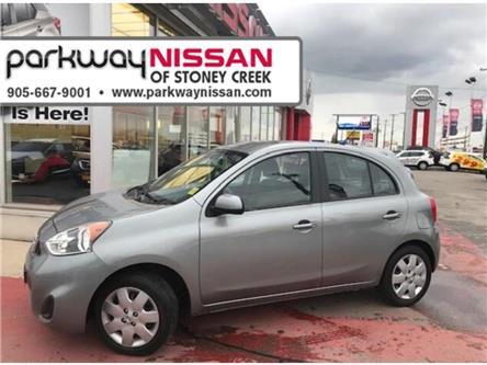 2015 Nissan Micra SV (Stk: N1565) in Hamilton - Image 1 of 10