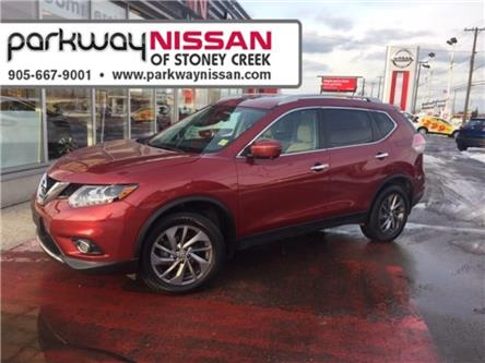 2016 Nissan Rogue  (Stk: N1586) in Hamilton - Image 1 of 9