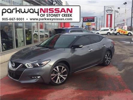 2017 Nissan Maxima  (Stk: N1591) in Hamilton - Image 1 of 12