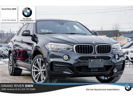 2016 BMW X6 xDrive35i (Stk: T34470A) in Kitchener - Image 1 of 22
