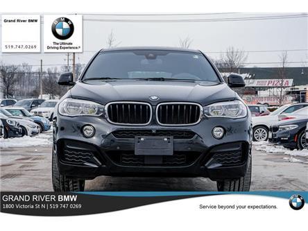 2016 BMW X6 xDrive35i (Stk: T34470A) in Kitchener - Image 2 of 22