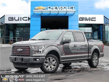2016 Ford F-150 Lariat (Stk: 207504A) in Burlington - Image 1 of 13