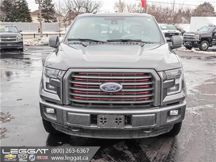 2016 Ford F-150 Lariat (Stk: 207504A) in Burlington - Image 2 of 13