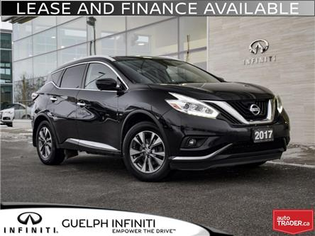2017 Nissan Murano SL (Stk: I6961A) in Guelph - Image 1 of 20