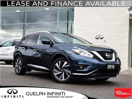 2016 Nissan Murano  (Stk: I6930A) in Guelph - Image 1 of 28