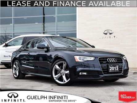 2013 Audi A5  (Stk: IUP1953A) in Guelph - Image 1 of 27