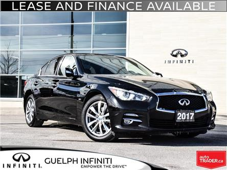 2017 Infiniti Q50 3.0T (Stk: I6814A) in Guelph - Image 1 of 25