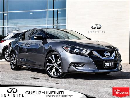 2017 Nissan Maxima  (Stk: I6822A) in Guelph - Image 1 of 29