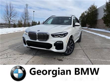 2020 BMW X5 xDrive40i (Stk: B20041) in Barrie - Image 1 of 13