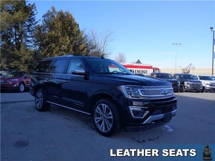 2020 Ford Expedition Max Platinum (Stk: IEP9335) in Uxbridge - Image 2 of 13