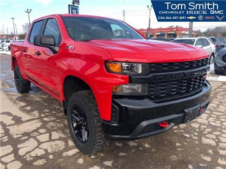 2020 Chevrolet Silverado 1500 Silverado Custom Trail Boss (Stk: 200218) in Midland - Image 1 of 8