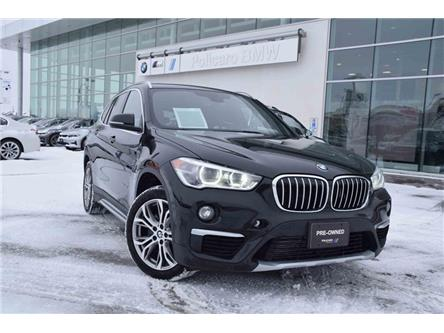2018 BMW X1 xDrive28i (Stk: F89655P) in Brampton - Image 1 of 20