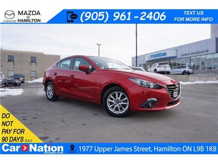 2015 Mazda Mazda3 GS (Stk: HN2019A) in Hamilton - Image 1 of 33