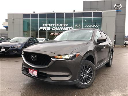 2019 Mazda CX-5 GS (Stk: D-19174) in Toronto - Image 1 of 23