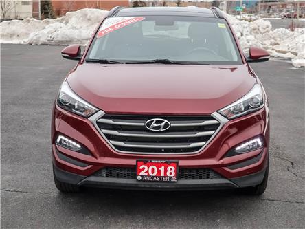 2018 Hyundai Tucson  (Stk: P154) in Ancaster - Image 2 of 30
