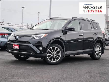 2016 Toyota RAV4 Hybrid Limited (Stk: 3914) in Ancaster - Image 1 of 30