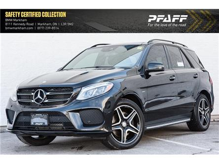 2016 Mercedes-Benz GLE-Class Base (Stk: U12695A) in Markham - Image 1 of 19